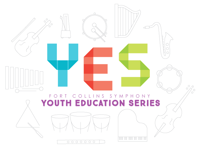 YES Youth Education Series logo