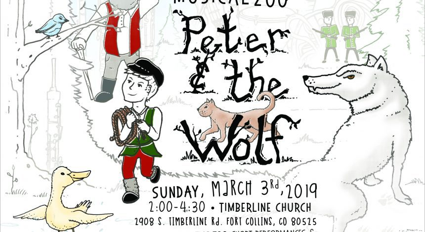 Musical zoo 2019 peter and the wolf