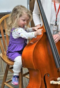 Musical Petting Zoo bass