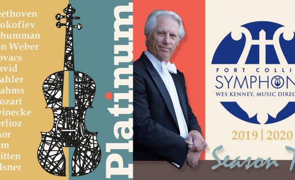 Fort Collins Symphony Announces Platinum Season 70