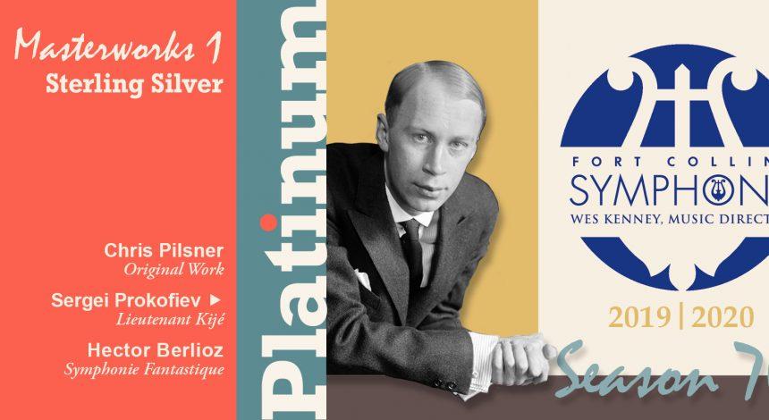 Season 70 MW1 sterling silver prokofiev