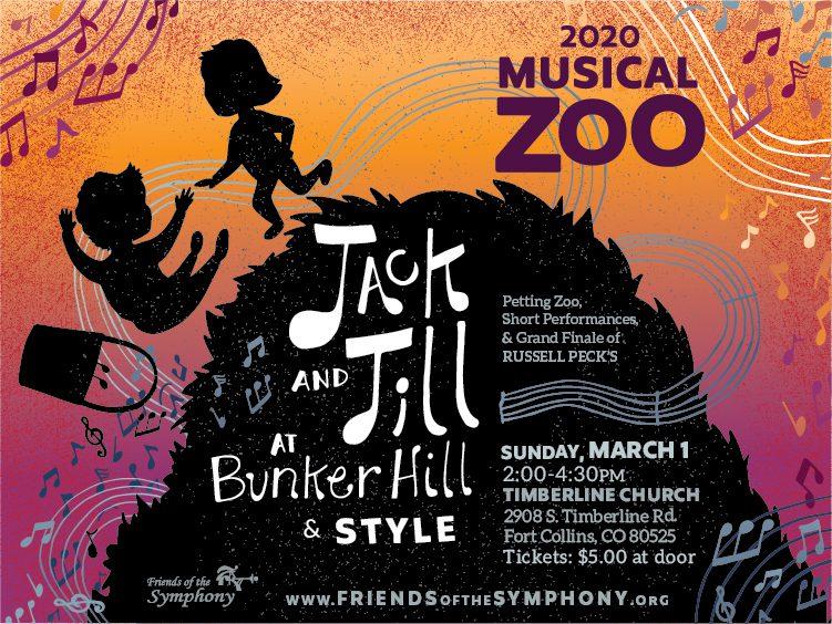 Musical zoo jack and jill