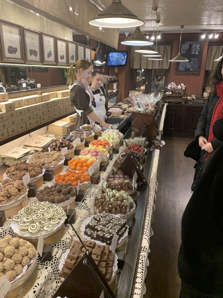 Chocolate market