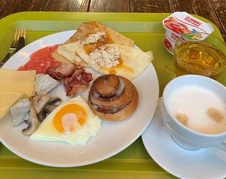 Lviv breakfast