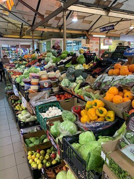 Food Market Vegetables