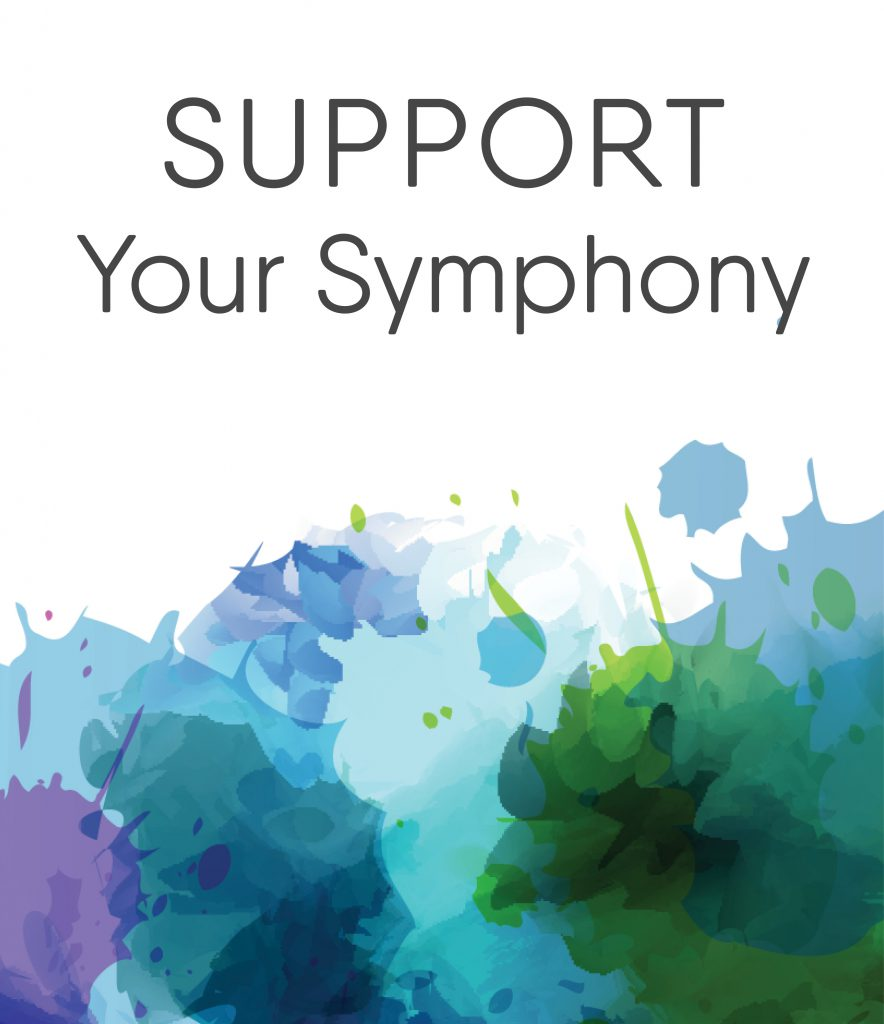 Support your symphony