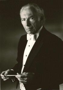 Maestro Will Schwartz