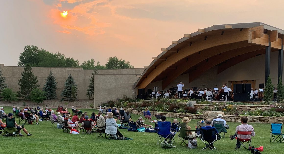 The Fort Collins Symphony's Silver Linings Playbook