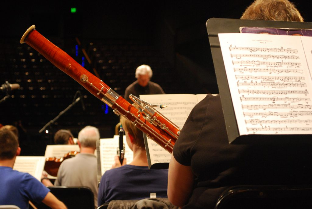 Endowment orchestra bassoon