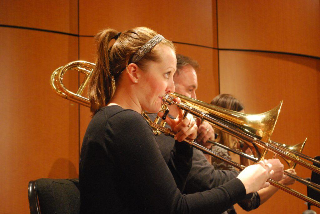 Endowment orchestra trombone