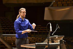 Jeremy Cuebas JDCuebas assistant conductor digital communications