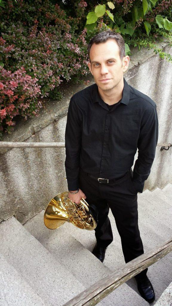 John McGuire Horn