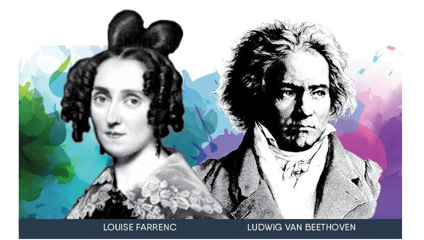 Farrenc and Beethoven Program Notes Winds of Change