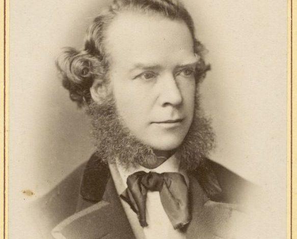 Carl Reinecke Portrait