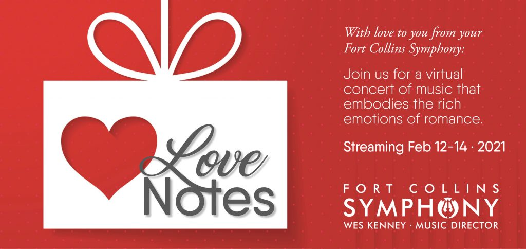 Love Notes Concert Banner