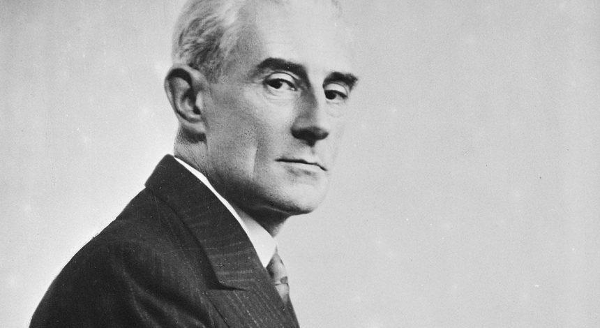 Ravel Portrait