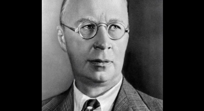 Sergei Prokofiev Portrait