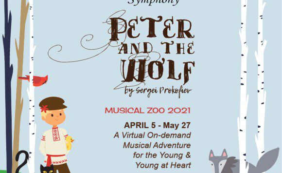 Peter and the Wolf: A Virtual On-Demand Educational Concert