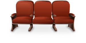 Theater Chairs Audience