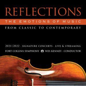 Reflections Season Cello Square
