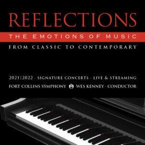Reflections Season Piano Square