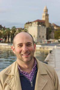 David Halperin in Croatia