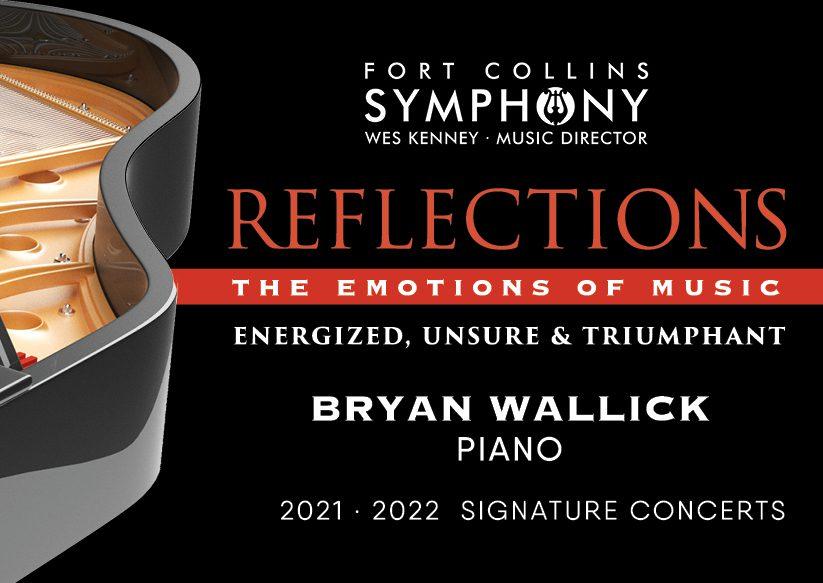 FCS Season 21-22 Signature Concert 2: Energized, Unsure, and Triumphant, featuring Bryan Wallick, Piano