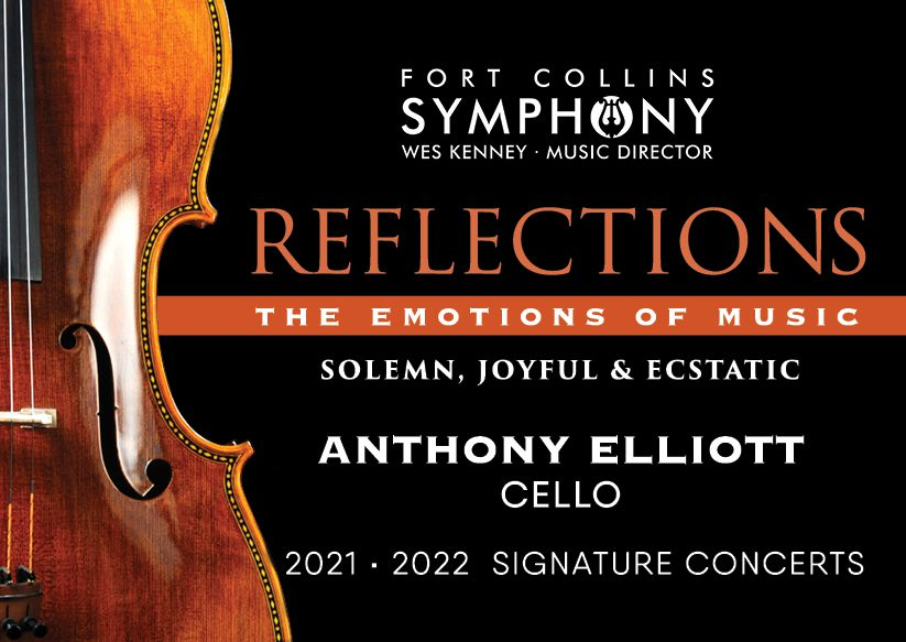 FCS Season 21-22 Reflections: Signature Concert 3: Solemn, joyful, and ecstatic, featuring Anthony Elliott, cello
