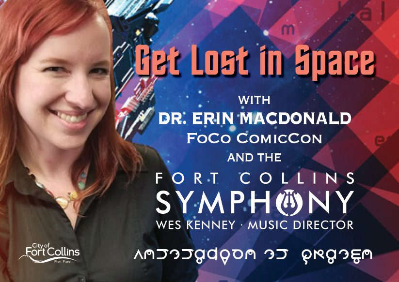 FCS Get Lost in Space, with Dr. Erin Macdonald
